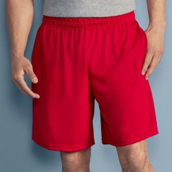 Plain Gildan performance adult short with pocket Gildan 173 GSM