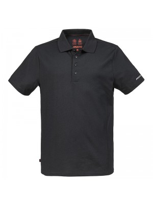Plain Evolution sunblock short sleeve polo Musto 170 GSM
