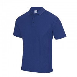 Plain Polo Shirt SuperCool Performance AWDis Just Cool 180 GSM