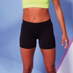 Plain Shorts Girlie Training AWDis Just Cool 280 GSM