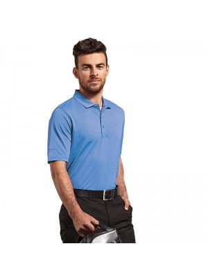 Plain g.Kinloch piqué polo shirt Glenmuir 180 GSM