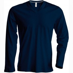 Plain t-shirt Long sleeve Kariban 180 gr/m2