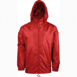 Plain Jacket Windbreaker Kariban