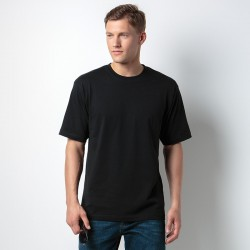 Plain T-Shirt Crew Neck  Kustom Kit 180  GSM