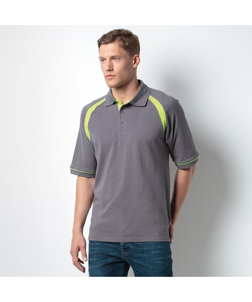 Plain Oak hill polo Kustom Kit 210 GSM