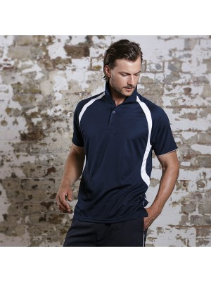 Plain Gamegear®Cooltex® riviera polo shirt 140 GSM
