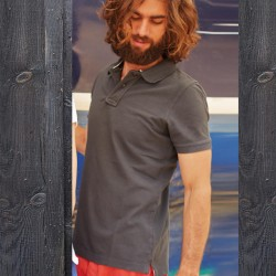 Plain Short sleeve piqué polo shirt Kariban 220 GSM