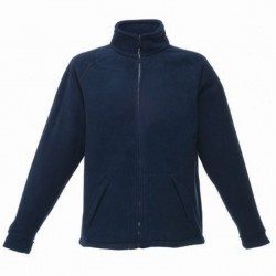 Plain Fleece Jacket Sigma Heavyweight Regatta 380 GSM