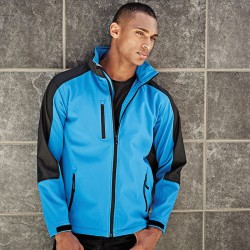 Plain Soft Shell Jacket Hydroforce Regatta