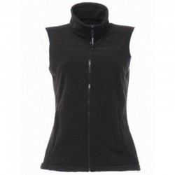 Plain Bodywarmer Ladies Haber II Fleece Regatta 250 GSM