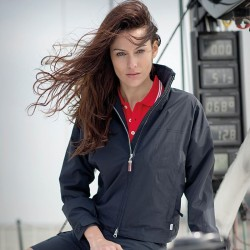 Plain Women's summer sailing jacket Slam 120 GSM