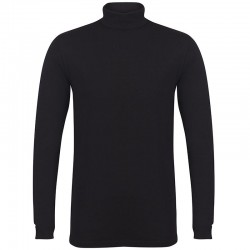 Plain Feel good roll neck top SF 165 GSM