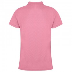 Plain Women's polo Asquith &Fox 200 GSM