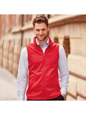 Plain Gilet Smartshell Russell 315 GSM