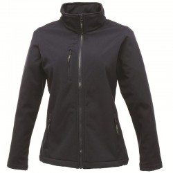 Plain Soft Shell Jacket Ladies Void Regatta
