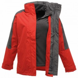 Plain Jacket Ladies Defender III 3-in-1 Regatta