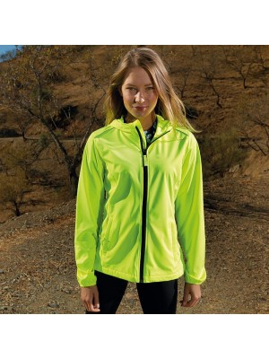 Plain Women's TriDri® ultralight layer softshell TriDri 180 GSM