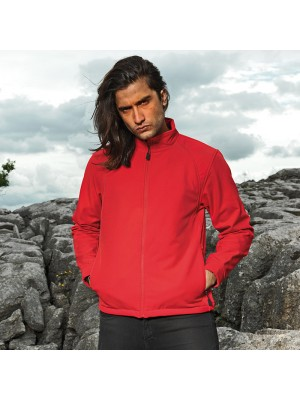 Plain Softshell jacket 2786 320GSM