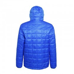 Plain Box quilt hooded jacket 2786 Outer: 41gsm, Lining: 52gsm, Wadding: 250 GSM