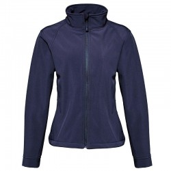 Plain Women's softshell jacket 2786 320GSM