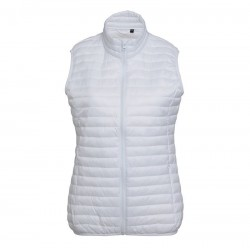 Plain Women's tribe fineline padded gilet 2786 Outer 40gsm, Lining 50gsm, Wadding 250 GSM