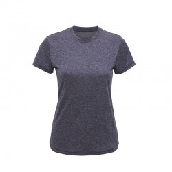 Plain Women's performance t-shirt TriDri® 135 GSM