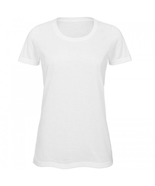 Plain t Sublimation /women B&C 140 GSM