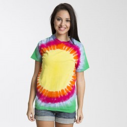 Plain tee Adult  Tie-Dye 5.3oz