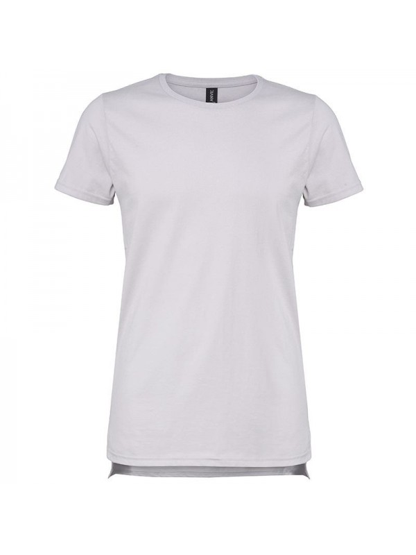 8d8336013eeb Plain long and lean tee Anvil fashion basic Anvil 150 GSM