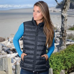 Plain Women's basecamp thermal vest Stormtech 40 GSM