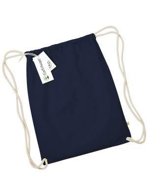 Sustainable & Organic Bags EarthAware® organic gymsac Adults  Ecological Westford Mill brand wear