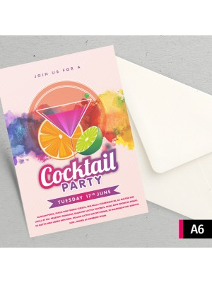 Design & Print Invitations