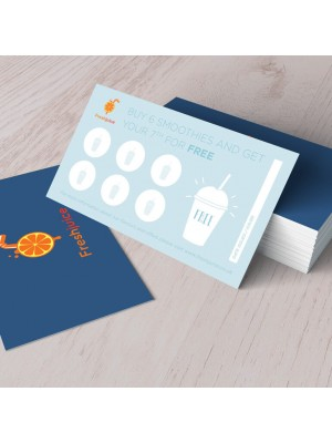 Unlaminated Business Cards Printing