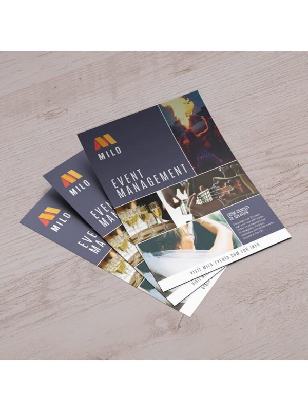 a5 flyers leaflets