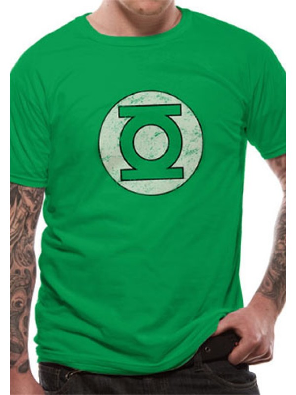 green lantern t shirt official merchandise green lantern. Black Bedroom Furniture Sets. Home Design Ideas