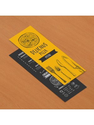 A4 Slim Flyers & Leaflets Printing