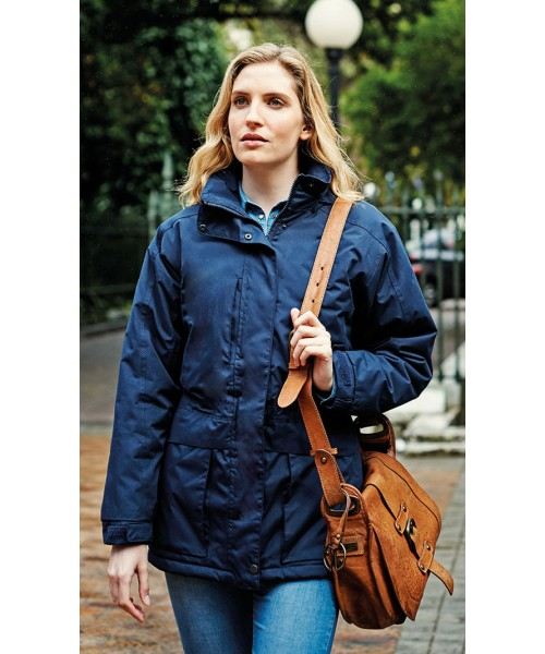 Plain Insulated Jacket Ladies Darby II Waterproof Regatta