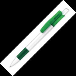 Plastic Pen Centrix Soft Retractable Penswith ink colour Blue/Black