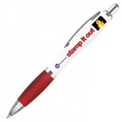 Plastic Pen Contour Digital Pen Retractable Penswith ink colour Black