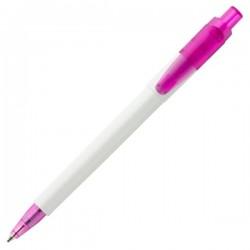 Plastic Pen Baron Mix Retractable Penswith ink colour Blue Refill