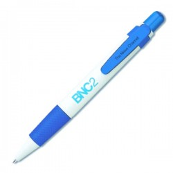 Plastic Pen Big Pen Retractable Penswith ink colour Black Refill