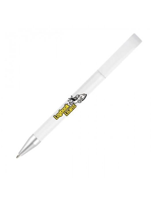 Plastic Pen Espace Elite Retractable Penswith ink colour Blue/Black