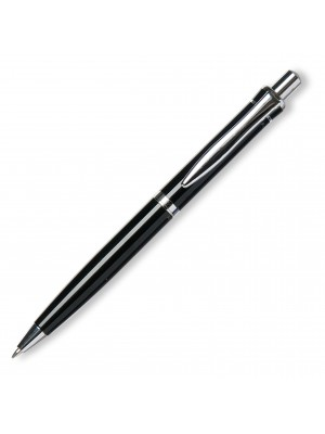 Plastic Pen Liberty Retractable Penswith ink colour Black