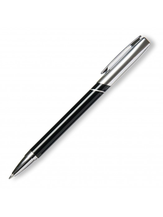 Plastic Pen Monarch Retractable Penswith ink colour Black