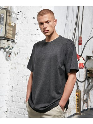 Plain Heavy oversized tee  T-shirts Build Your Brand 140 GSM