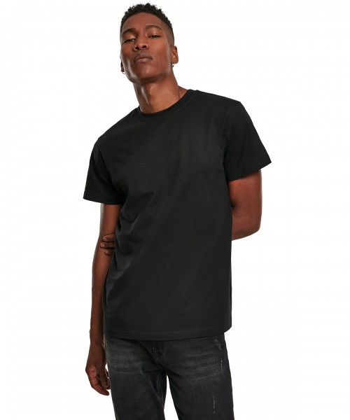 Plain Premium combed Jersey  T-shirts Build Your Brand 190 GSM