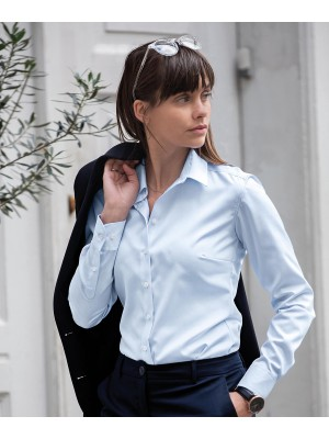 Plain Women's Portland shirt Shirts Nimbus 130 GSM