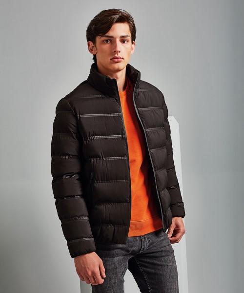 Plain Welded padded jacket Jacket 2786 Outer: 58. Lining: 80. Wadding: 390 GSM