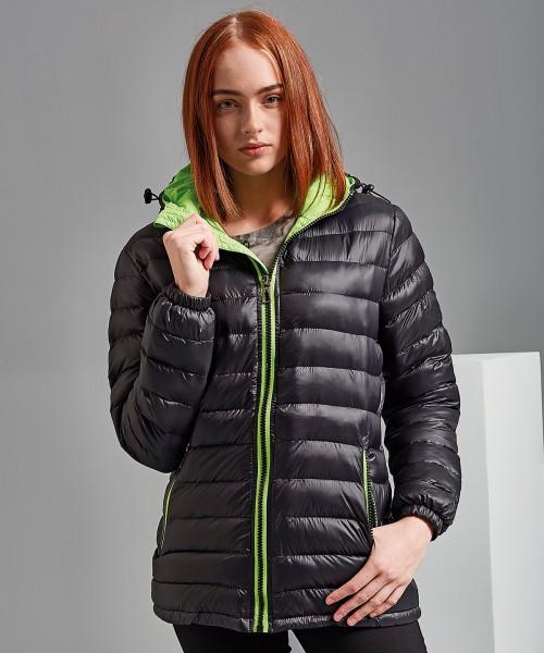 Plain Women's padded jacket Jacket 2786 Shell: 40, Padding: 228, Lining: 50 GSM