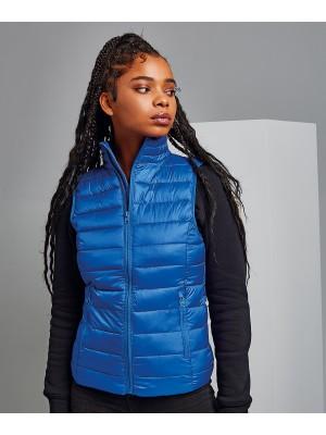 Plain Women's terrain padded gilett Jacket 2786 Outer: 40. Lining: 50. Wadding: 250 GSM